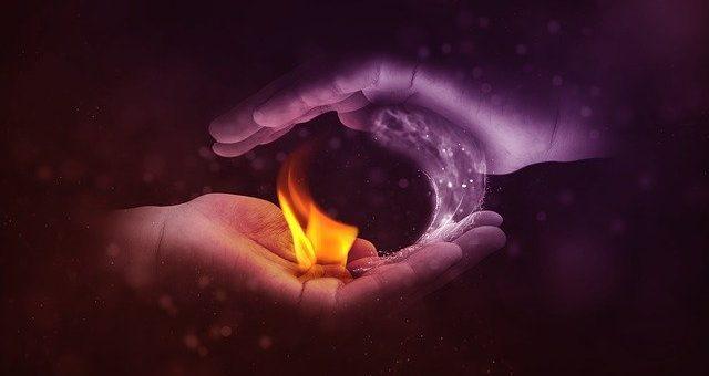 Para pequeñas quemaduras